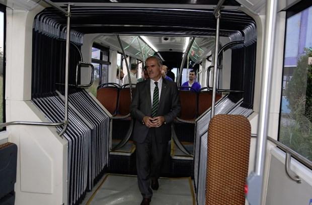 """Artık """"yerli yapım metrobüslere"""" bineceğiz! 5"""