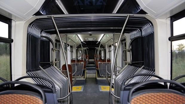 """Artık """"yerli yapım metrobüslere"""" bineceğiz! 4"""