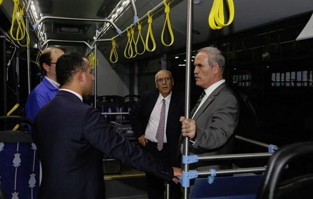 """Artık """"yerli yapım metrobüslere"""" bineceğiz! 6"""