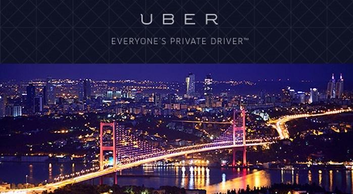 Mobil uygulama ile araç çağırma sistemi Uber, dünyanın en değerli şirketlerinden biri...