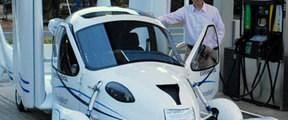 'Uçan otomobil' Türkiye'de üretilecek