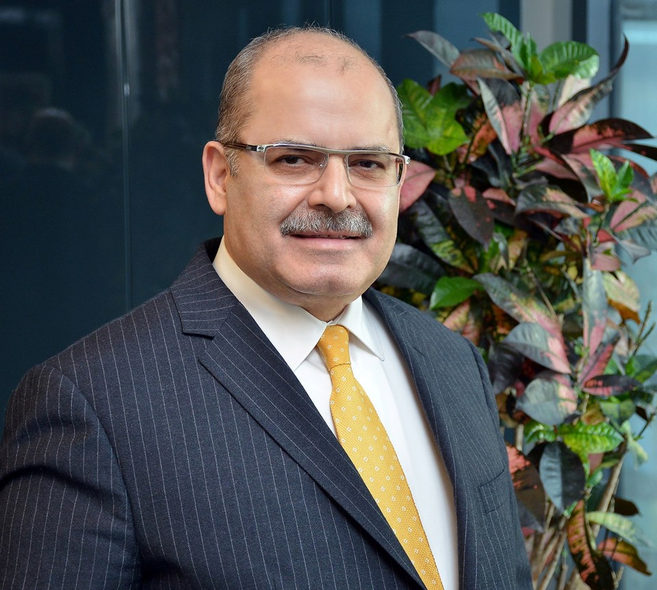VakıfBank Genel Müdürü Mehmet Emin Özcan