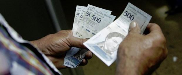 Venezuela'da enflasyon yüzde 800'e yükseldi