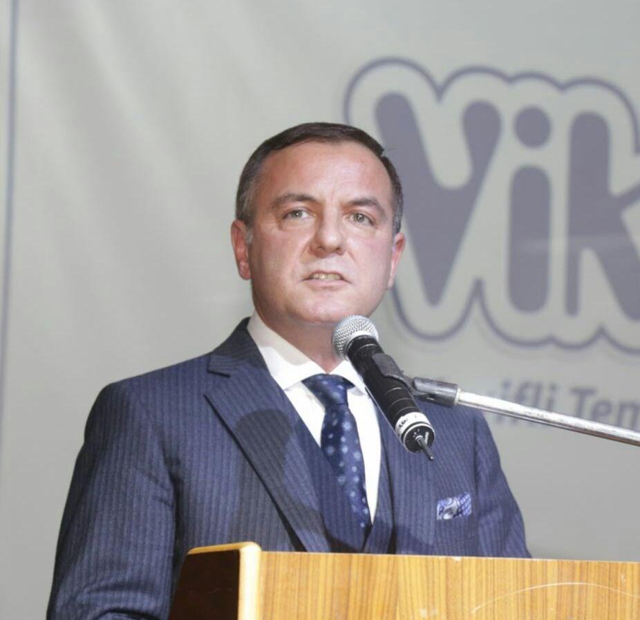 Viking Temizlik İcra Kurulu Başkanı ve Genel Müdürü Hayrettin Avcı.
