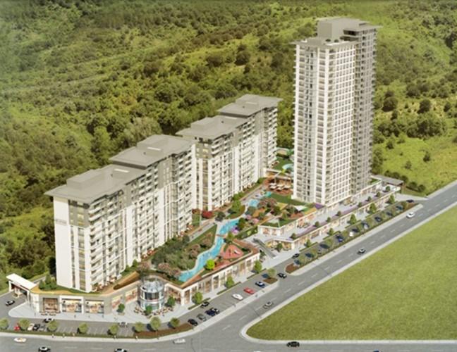 Nidapark Başakşehir projesinde 2 kattan oluşan ve yaklaşık 2.600 metrekarelik alana sahip, geniş bir sosyal tesis yer alıyor