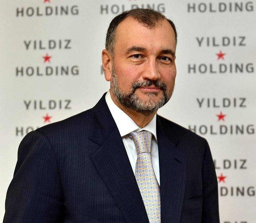 Yıldız Holding Yönetim Kurulu Başkanı Murat Ülker