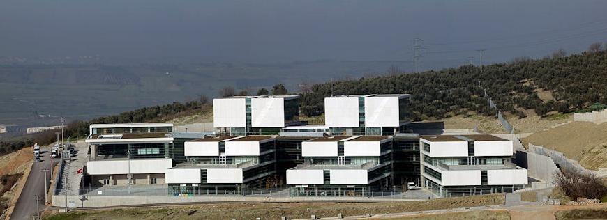 'Yılın Binası Ödülü' için yarışıyorlar