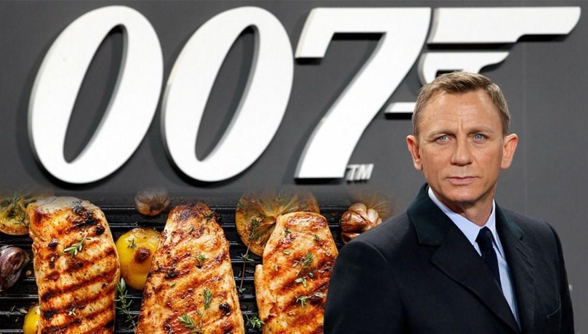 Daniel Craig'in, James Bond için uyguladığı diyet