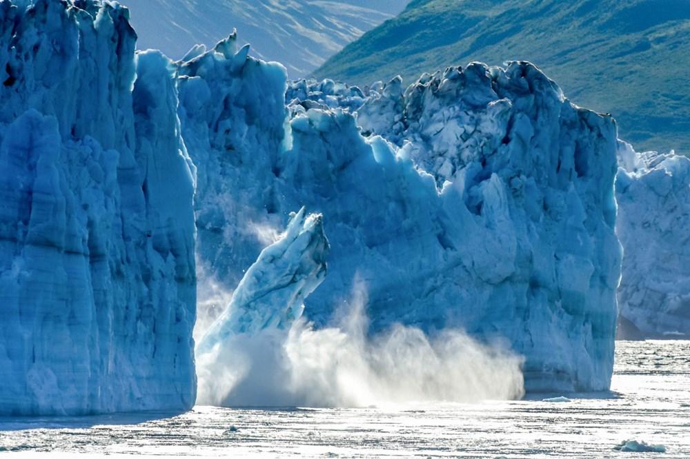 Dünyanın en büyük buzdağı Antarktika'dan koptu: Neredeyse İstanbul büyüklüğünde - 7