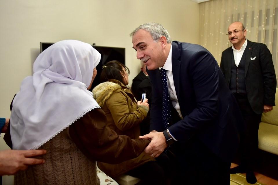 Eski TOKİ Başkanı Turan, AK Parti'den İstanbul Fatih Belediye Başkan adayı