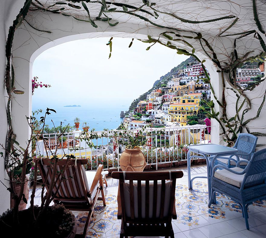 Amalfi Sahili, İtalya