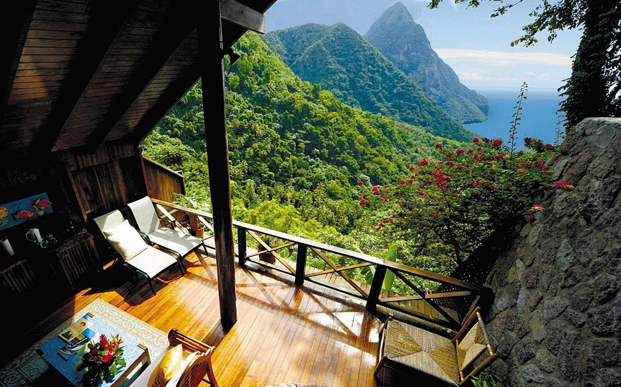 Saint Lucia - Karayipler