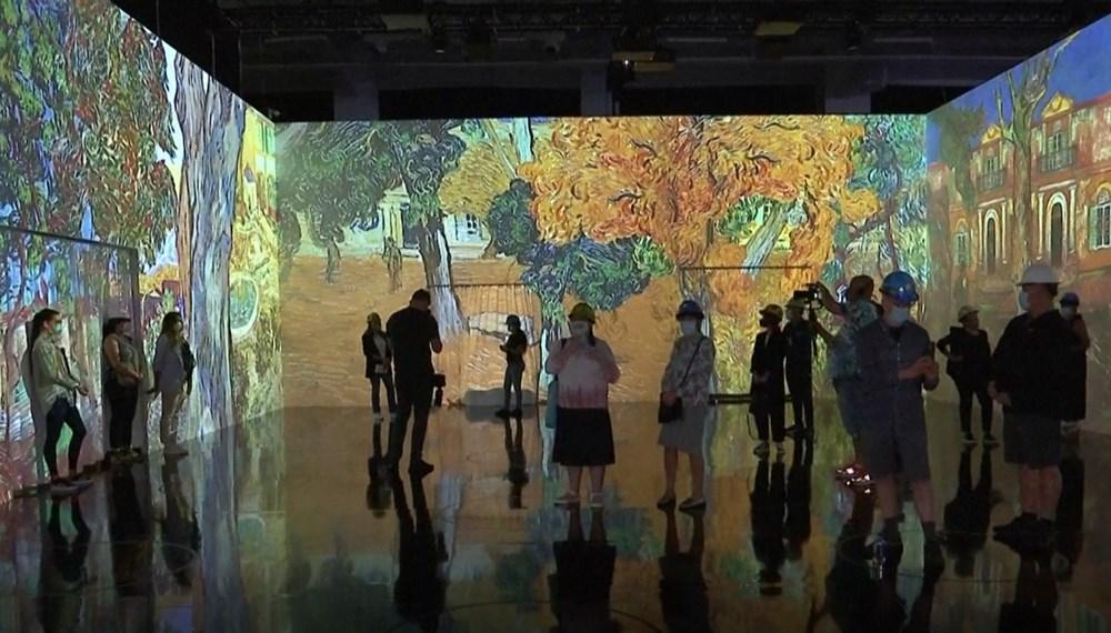 Vincent van Gogh sergisinde teknoloji ve sanat birleşti: Sürükleyici Van Gogh - 5