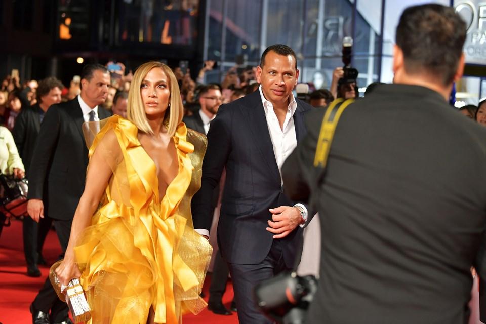 Evlenmeleri halinde bu, Lopez'in dördüncü, Rodriguez'in ikinci evliliği olacak