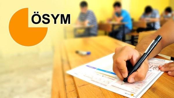 KPSS Ortaöğretim Sınavına rekor başvuru