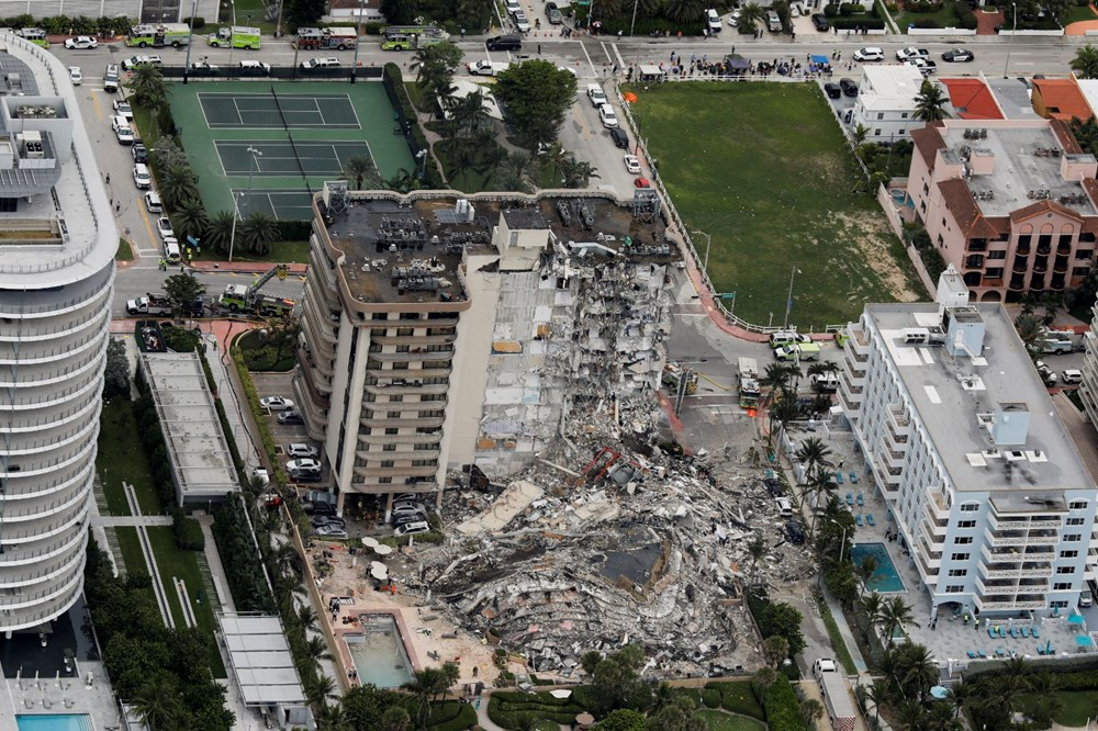 Building collapsed in the USA: Loss of life increased to 4, 159 people missing - 29