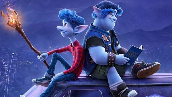 Disney'in yeni animasyon filmi Onward'da LGBTİ karakter