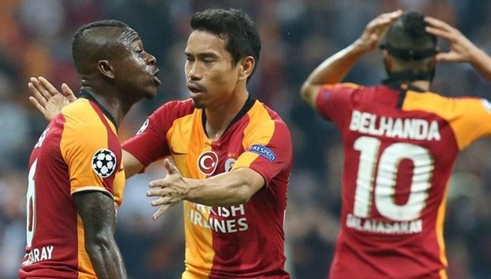 Şampiyonlar Ligi'nde puan durumu (Galatasaray gruptan nasıl çıkar?)