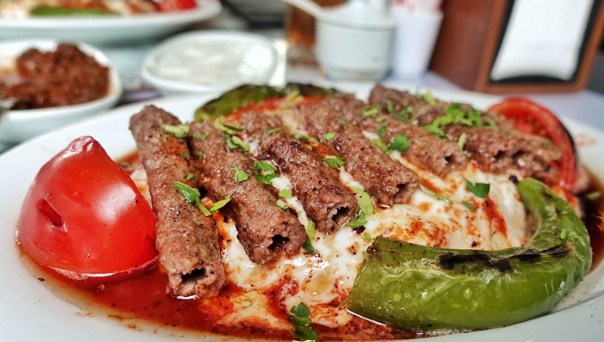 Asırlık lezzet Manisa kebabı