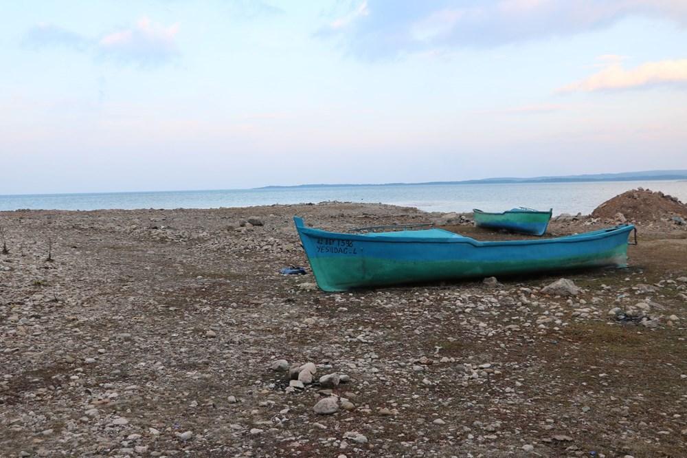 Beyşehir Gölü alarm veriyor: 50 metre çekildi - 4