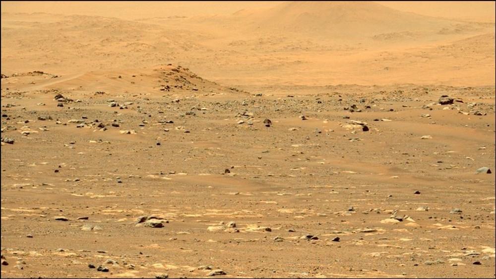Perseverance Mars'ta 100 gün geçirdi: Kızıl Gezegen'den en etkileyici fotoğraflar - 12