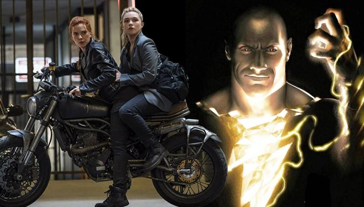 2021'de vizyona girecek süper kahraman filmleri