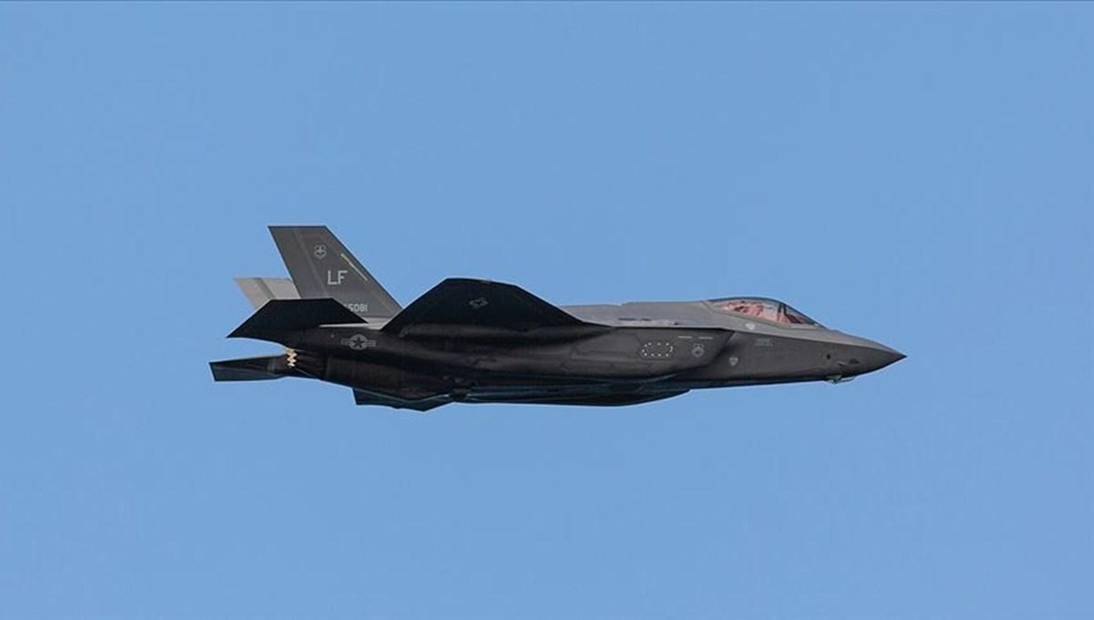 ''BAE, F-35 savaş uçakları için ABD'ye resmi başvurusunu yaptı''