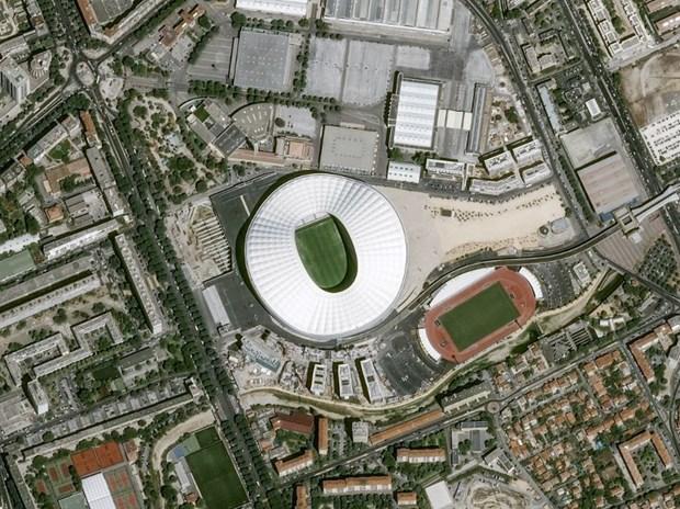 Euro 2016 bu stadyumlarda oynanacak 1 ntv for Porte 7 stade velodrome