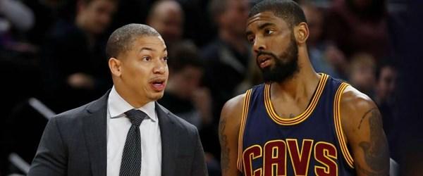 Cleveland Cavaliers'ın başantrenörü Lue görevinden ayrıldı