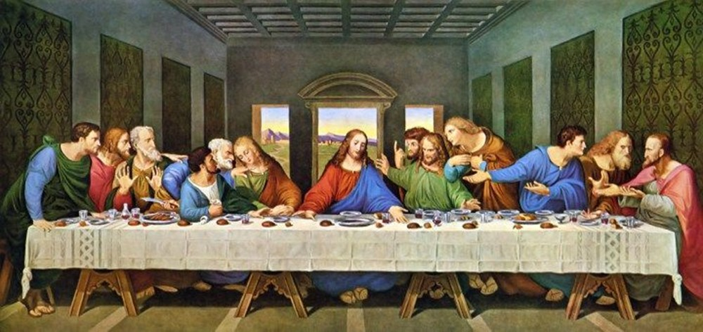 'Son Akşam Yemeği' tablosunun sırları - 3