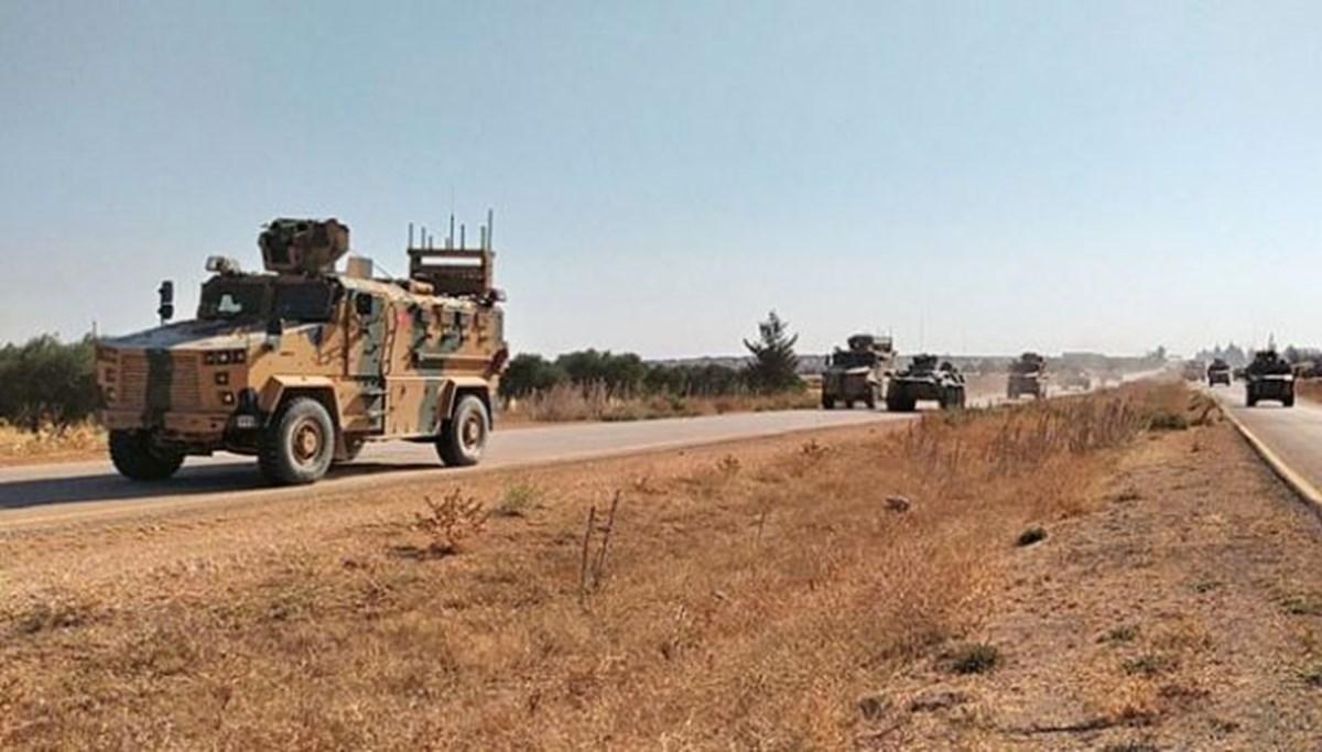 İdlib'de askeri araca saldırı