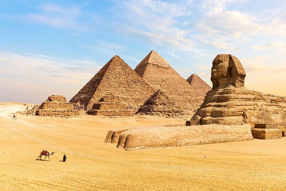 Antik Dünyanın 7 Harikası - 2