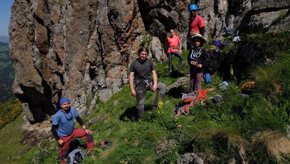 Kaya tırmanışçılarının yeni gözdesi: Kümbet Yaylası