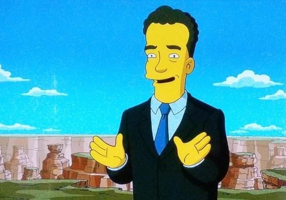 Simpsonlar'ın (The Simpsons) kehaneti yine tuttu: Biden ve Harris'in yemin törenini 20 yıl önceden bildiler - 11
