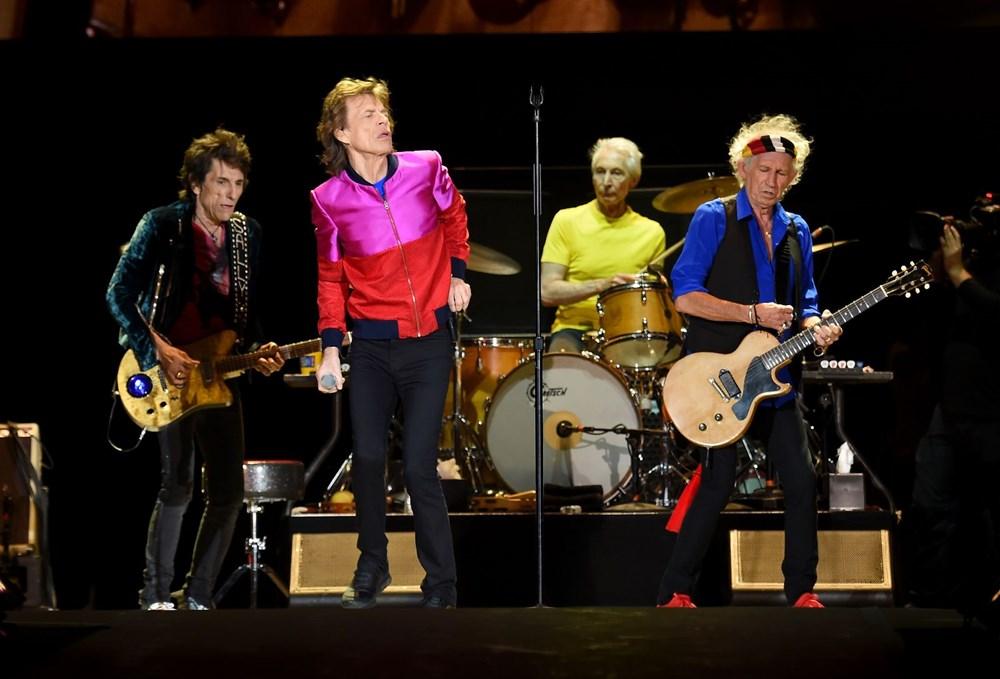 Rolling Stones'dan Trump'a rest - 2