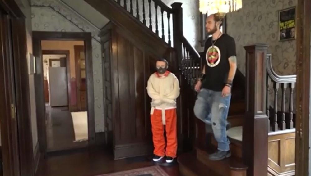 Kuzuların Sessizliği filmindeki ev otele dönüştürüldü - 3