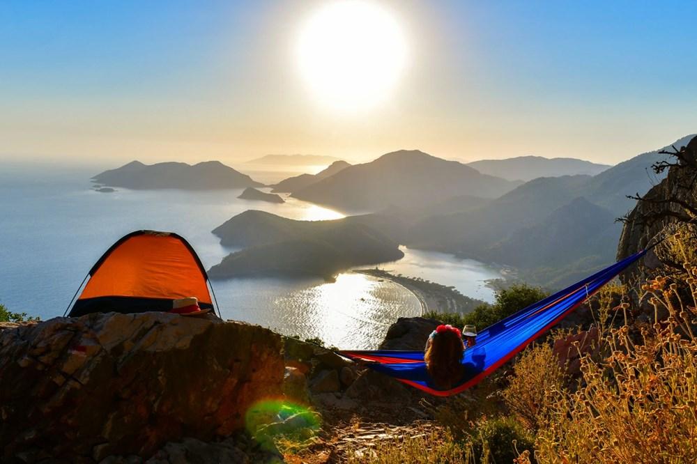 Turizmde yükselen trend: Kamp tatili - 6
