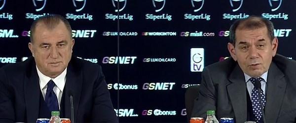 Fatih Terimyeniden Galatasaray'da (1,5 yıllık sözleşme)