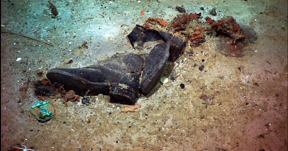Titanik gemisi yok olmadan önce keşif ekibi enkazı araştıracak - 8