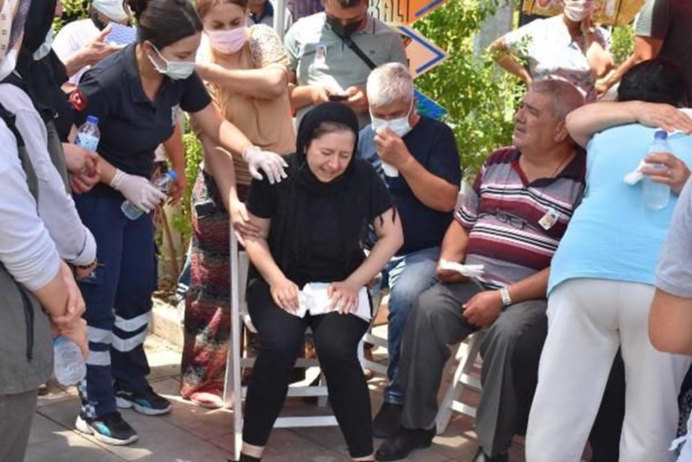 Muğla'da 'orman şehidi' törenle son yolculuğuna uğurlandı - 9