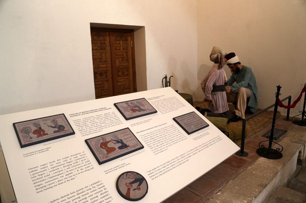 Osmanlı'nın akıl hastanesi müze oldu - 7