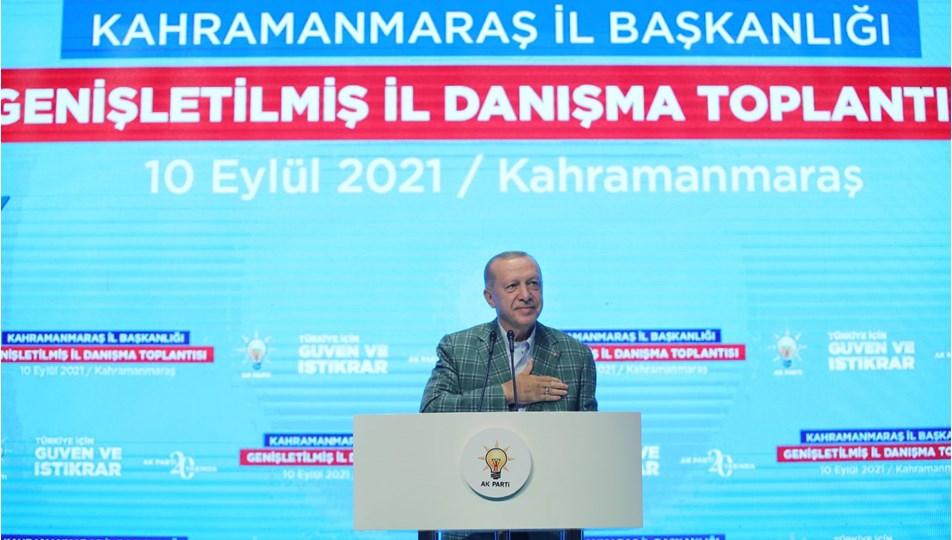 Cumhurbaşkanı Erdoğan: Meral Hanım, sen kimi kime benzetiyorsun?