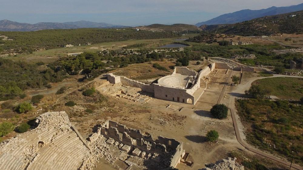 Patara Antik Kenti'ne rekor ziyaretçi - 3
