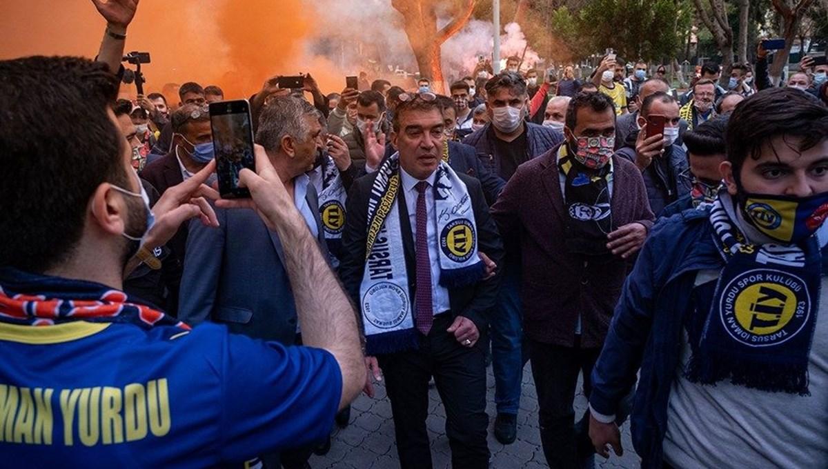 Tarsus İdman Yurdu Başkanı Kırbıyık'tan