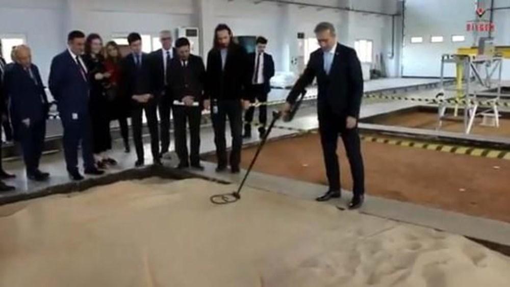 Dijital birliğin robot askeri Barkan göreve hazırlanıyor (Türkiye'nin yeni nesil yerli silahları) - 152