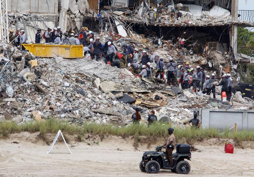ABD'de çöken binada zamana karşı yarış - 1