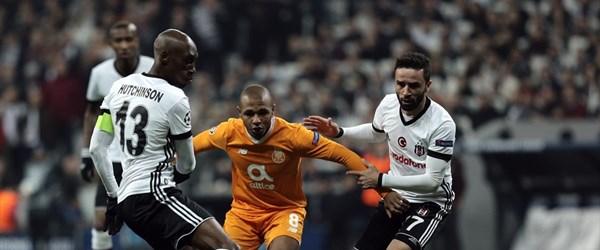 Beşiktaş-Portokarşılaşması