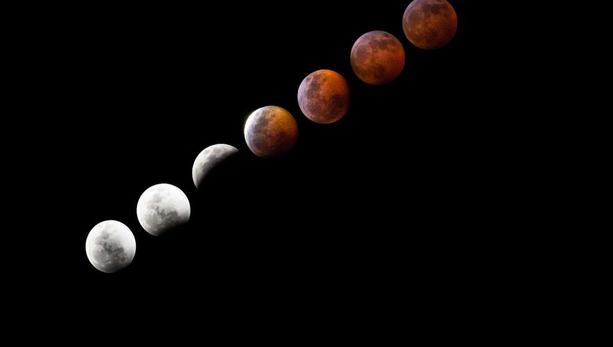 Süper Çiçek Kanlı Ay ne zaman? (İki olay bir anda yaşanacak)