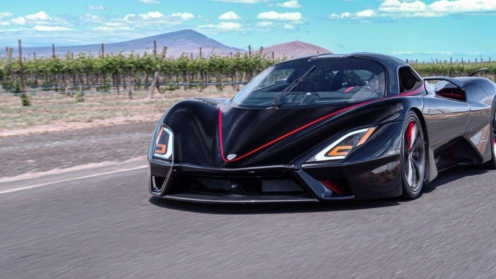 SSC Tuatara, 'Dünyanın en hızlı otomobili' olduğunu kanıtladı - 3
