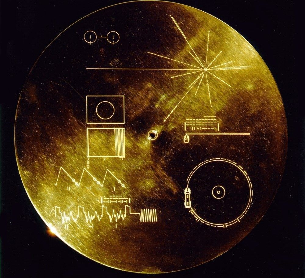 """Voyager 2, 18 milyar kilometre uzaktan """"Merhaba"""" dedi (Türkçe mesaj da taşıyor) - 3"""
